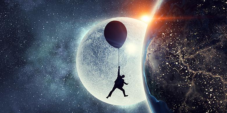 צעד קטן לאדם צעד גדול לאנושות משמים יעזרו לנו להגיע גם לירח