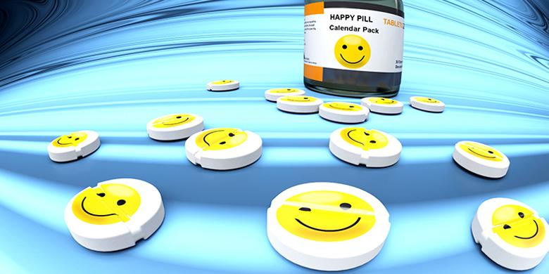 את החיסון לעצבות גילו לנו מזמן אבל הנה תזכורת שמחה ואמונה