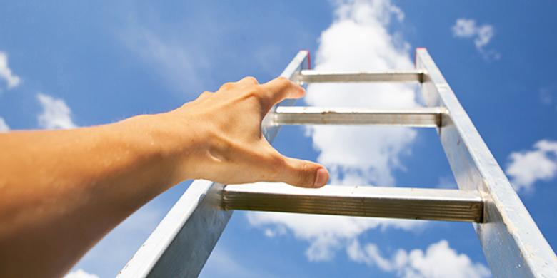 דמות מלאת הוד עודדה את רבי נתן להמשיך לטפס על הסולם
