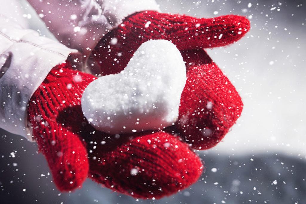טבת הלב של החורף