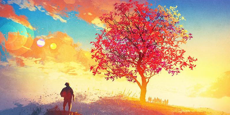 האדם הוא עץ השדה