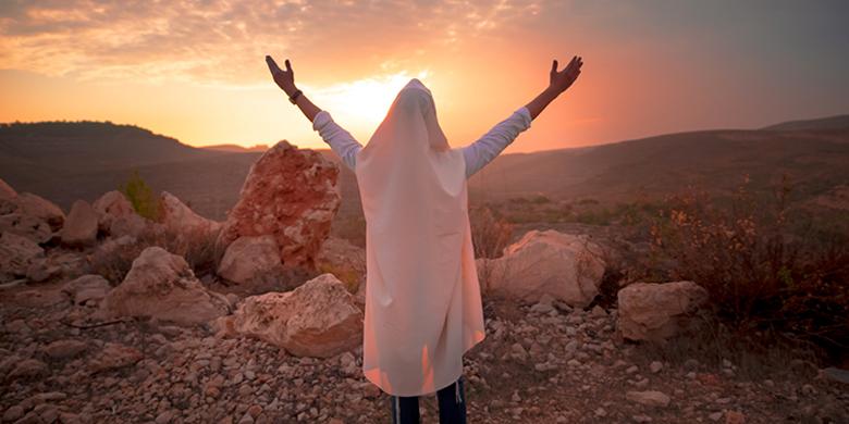 ספונטניות היא אחד המאפיינים של הזמן הנכון בתפילה למחיאת כפיים