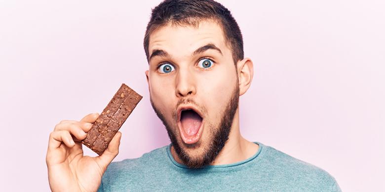 עד שממש מתחשק לרוץ לקנות את השוקולד הזה
