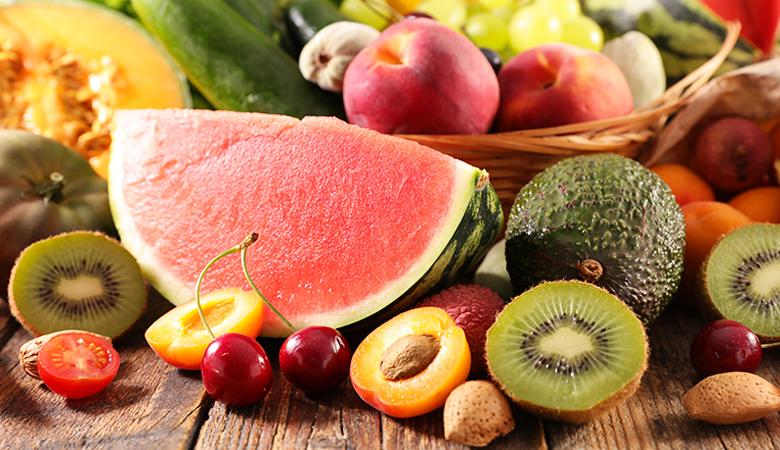 פירות בוסט של אנרגיות ליום שלם