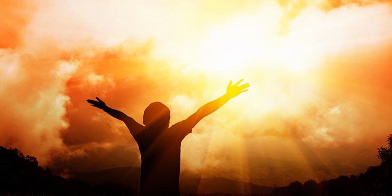 יעדו של האדם צריך להיות להתעלות עד למקורו שהוא גבוה מעולם המלאכים