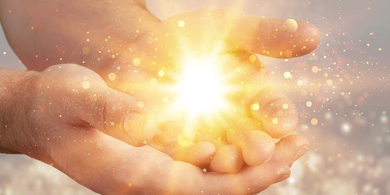 כשאנחנו מתמקדים בחיובי שבחיים שלנו הנשמה שלנו מתחילה לפרוח