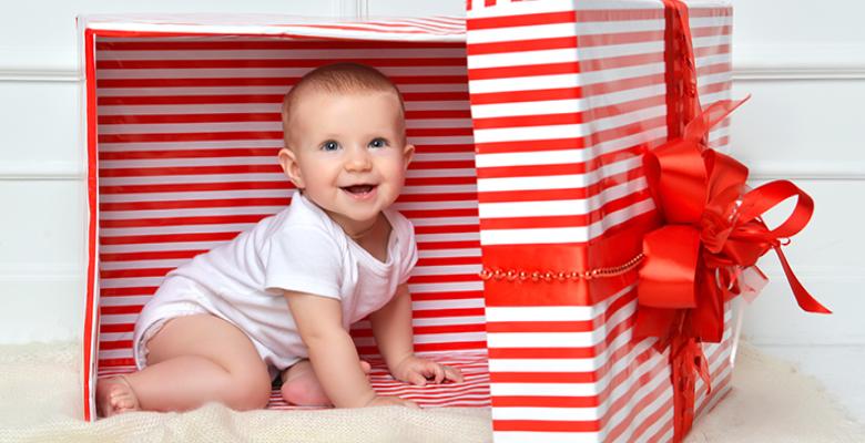 ראו בן - תראו איזו מתנה יפה כל אחד מכם, ילד של הבורא
