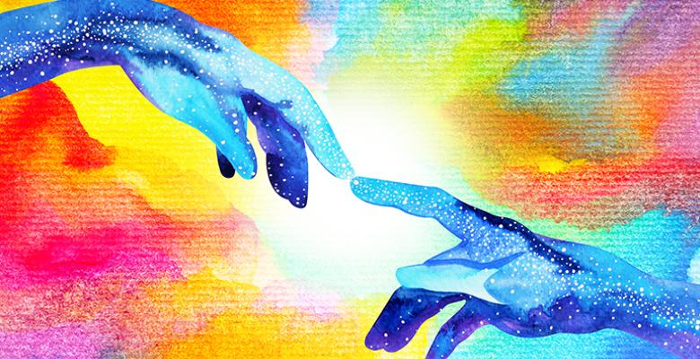 המיזוג בין הנשמה והגוף מתרחש בשל טבעם השונה