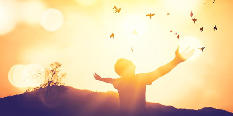 ואז, יום אחד הוא זועק מילה אחת מעומק נשמתו שמצילה את כל התפילות שלו!