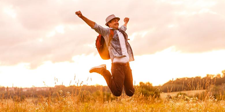 הדרך לסיפור מלא בחיים עוברת דרך השמחה בחלקנו