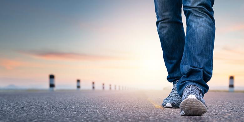 האדם נדרש לעזוב הכל ולהקריב את ההרגלים ולחתור ליעד הנכסף למען מטרה נעלית!